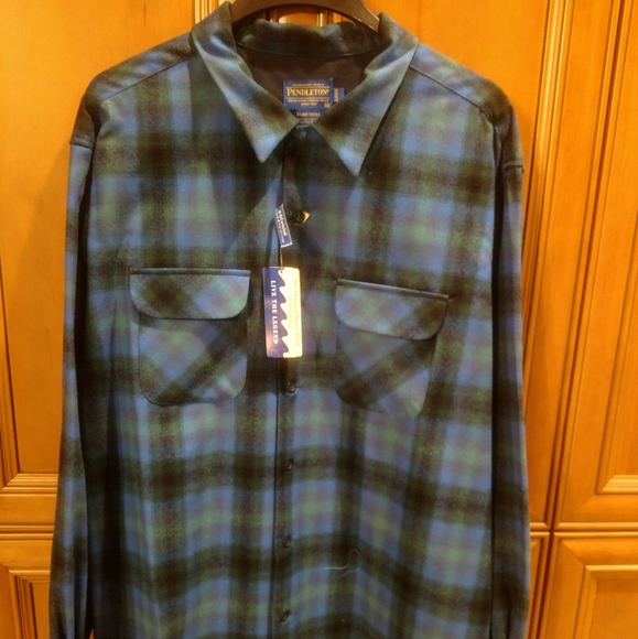 Pendleton Other - Pendleton Wool Board Shirt